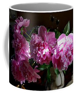 Peonies2 Coffee Mug
