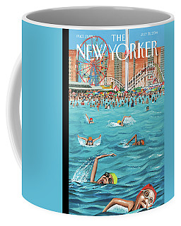 Coney Island Coffee Mug