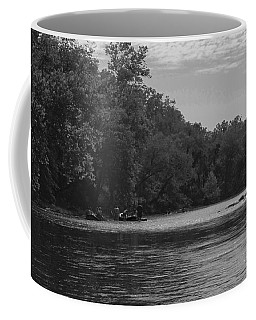People Floating Coffee Mug