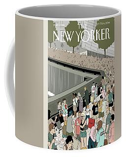 Memorial Plaza Coffee Mug