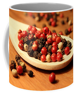 Peppercorns Coffee Mug