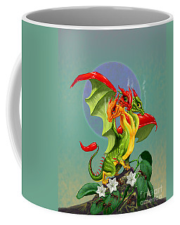 Peppers Dragon Coffee Mug