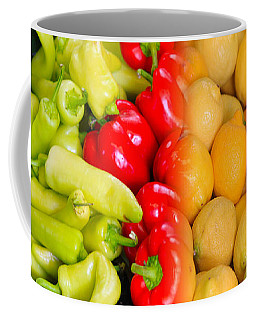 Peppers To Pucker Coffee Mug