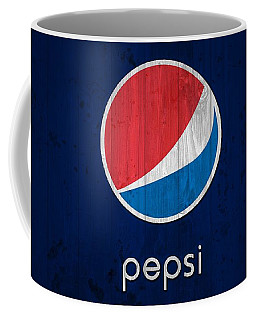 Pepsi Barn Sign Coffee Mug
