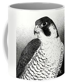 Peregrine Falcon Coffee Mug