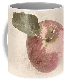 Coffee Mug featuring the photograph Perfect Apple by Photographic Arts And Design Studio