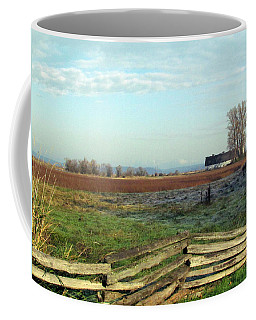 Coffee Mug featuring the photograph Perfect Day by I'ina Van Lawick
