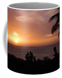 Coffee Mug featuring the photograph Perfect End To A Day by Suzanne Luft