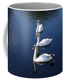 Coffee Mug featuring the photograph Perfect Family Gathering by Lingfai Leung