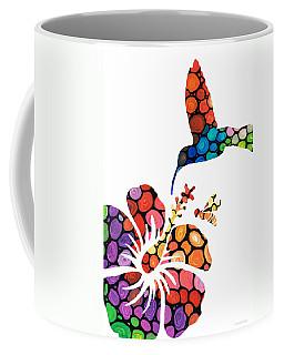 Perfect Harmony - Nature's Sharing Art Coffee Mug