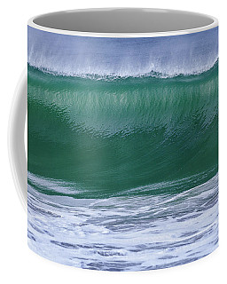 Coffee Mug featuring the photograph Perfect Wave Large Canvas Art, Canvas Print, Large Art, Large Wall Decor, Home Decor, Photograph by David Millenheft