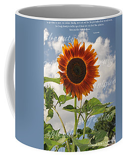 Perfection In The Eye Of The Beholder Coffee Mug