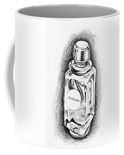 Perfume Bottle Coffee Mug by Vizual Studio