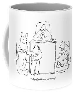 Perhaps This Will Refresh Your Memory Coffee Mug