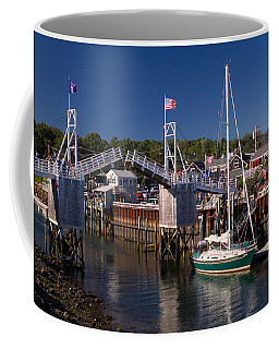 Perkins Cove Ogunquit Maine Coffee Mug