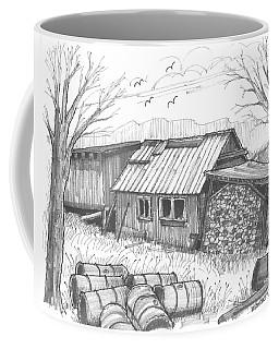 Perkins Maple Sugar House Coffee Mug