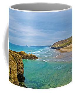 Perranporth Beach Coffee Mug