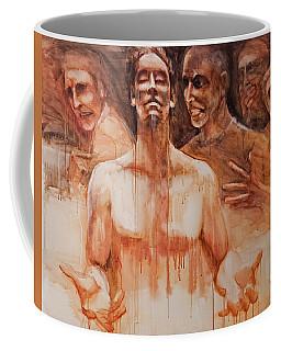 Persecution Coffee Mug by Jani Freimann