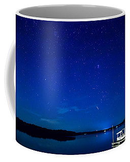Perseid Meteor Coffee Mug