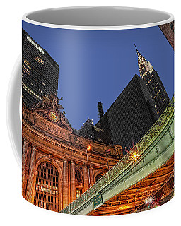 Pershing Square Coffee Mug by Susan Candelario
