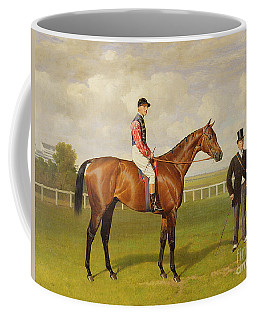 Persimmon Winner Of The 1896 Derby Coffee Mug
