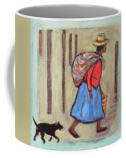 Peru Impression I Coffee Mug by Xueling Zou