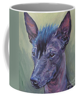Peruvian Hairless Dog Coffee Mug