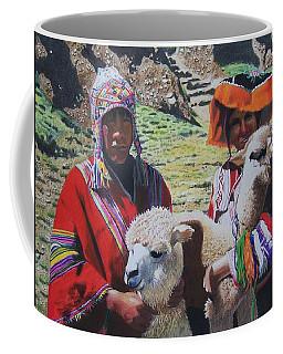 Peruvians Coffee Mug
