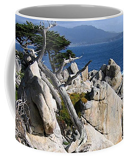 Pescadero Point Coffee Mug