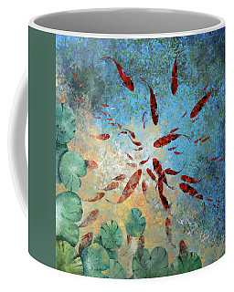 Koi Rotanti Coffee Mug