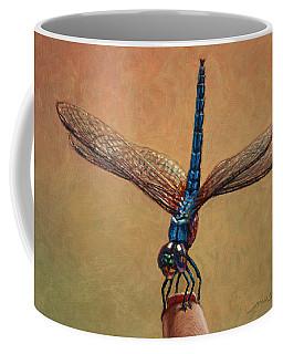 Pet Dragonfly Coffee Mug