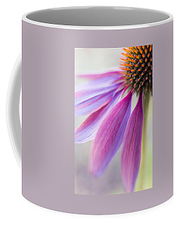 Coffee Mug featuring the photograph Petal Pink by Caitlyn  Grasso