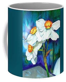 Petal Portrait Coffee Mug