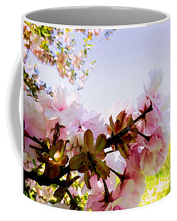 Petals In The Wind Coffee Mug