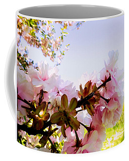 Petals In The Wind Coffee Mug
