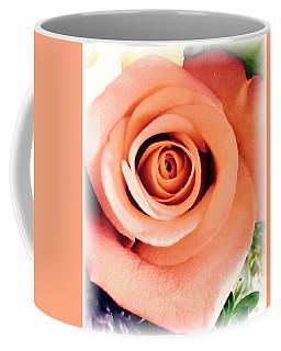 Petals Of Peach Coffee Mug