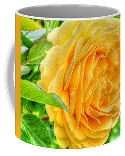 Petals Of Sunshine Coffee Mug