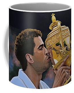 Pete Sampras Coffee Mug