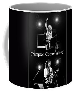 Peter Frampton Live Coffee Mug
