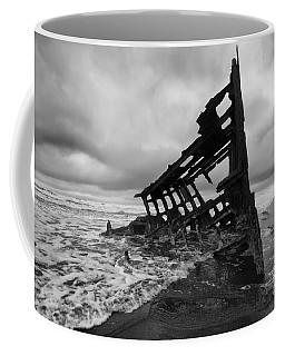 Peter Iredale Shipwreck Oregon 1 Coffee Mug