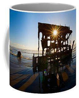 Peter Iredale Shipwreck, Fort Stevens Coffee Mug