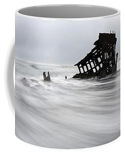 Peter Iredale Shipwreck Oregon 2 Coffee Mug