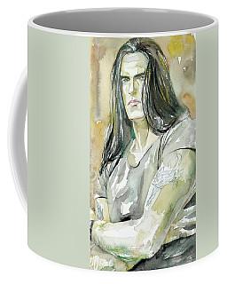 Peter Steele Portrait.2 Coffee Mug