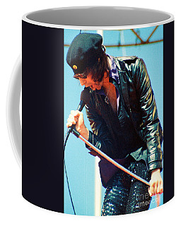 Peter Wolf From J Geils Band - Day On The Green July 4th 1979 Coffee Mug