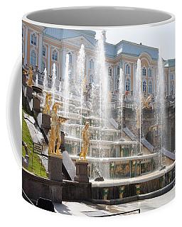 Peterhof Palace Fountains Coffee Mug