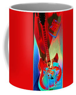Pete's Guitar Coffee Mug