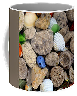 Petoskey Stones V Coffee Mug