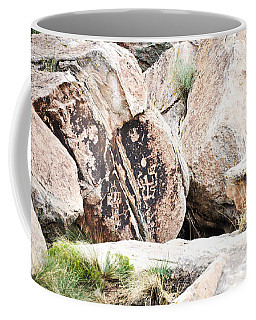 Petroglyph Coffee Mug