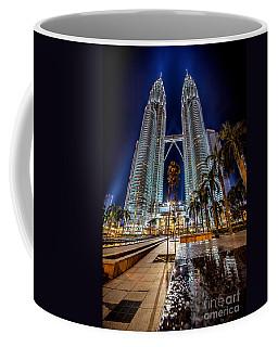 Petronas Twin Towers Coffee Mug