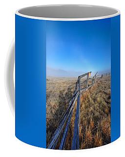 Pettit Fog Coffee Mug